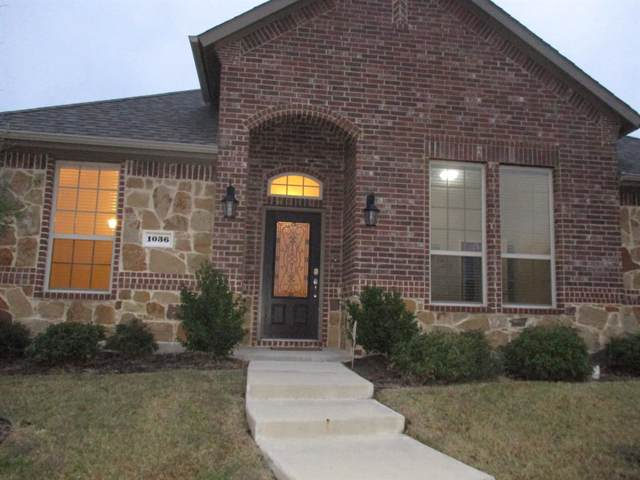 1036 Shady Lane Drive, Rockwall, TX 75087 (MLS #14187597) :: RE/MAX Town & Country