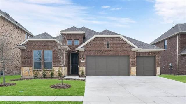 1121 Almond, Forney, TX 75126 (MLS #14189183) :: RE/MAX Landmark