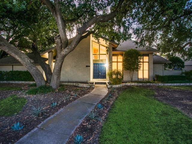15211 Meandering Way, Dallas, TX 75248 (MLS #14192183) :: The Mitchell Group