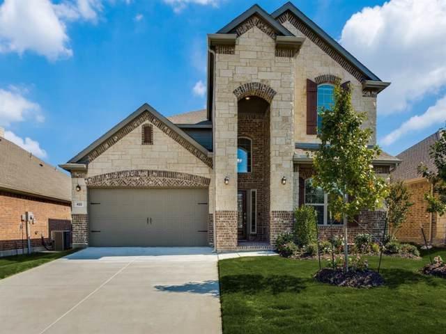 422 George Drive, Fate, TX 75189 (MLS #14192247) :: Potts Realty Group