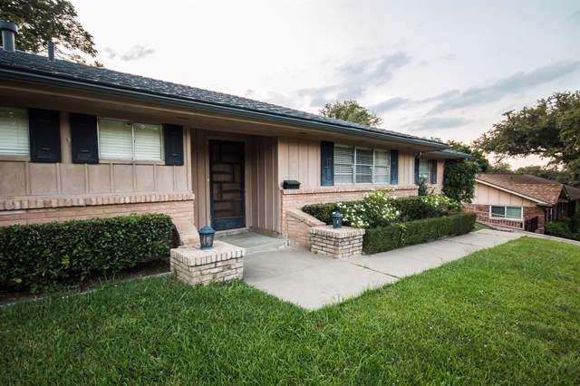 1712 Ridgmar Boulevard, Fort Worth, TX 76116 (MLS #14192770) :: RE/MAX Town & Country