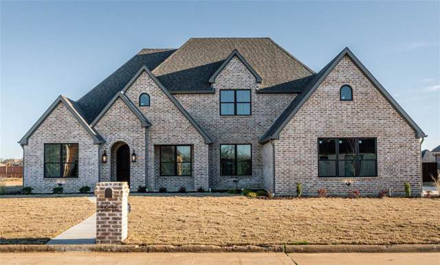 3430 Summerhill Drive, Paris, TX 75462 (MLS #14196889) :: Real Estate By Design