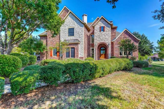 6505 Shoreline Drive, Little Elm, TX 75068 (MLS #14196958) :: Tenesha Lusk Realty Group