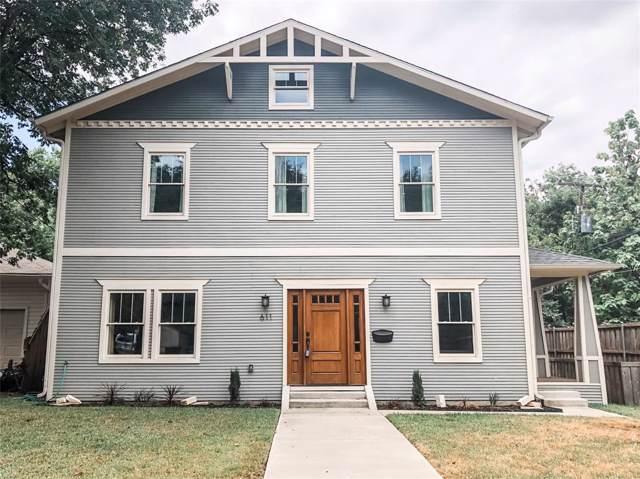 611 N Glasgow Drive, Dallas, TX 75214 (MLS #14197274) :: Robbins Real Estate Group