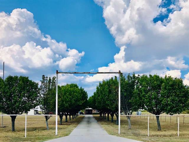 8618 Palmer Lane, Ponder, TX 76259 (MLS #14197715) :: Kimberly Davis & Associates