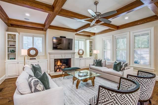 3900 Stanford Avenue, University Park, TX 75225 (MLS #14198142) :: Robbins Real Estate Group
