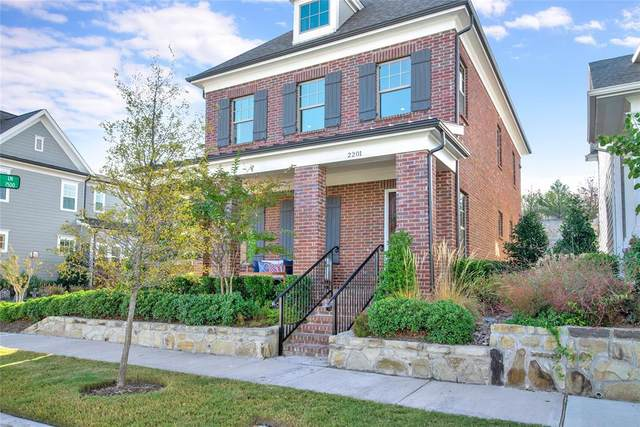 2201 Tremont Boulevard, Mckinney, TX 75071 (MLS #14200495) :: Potts Realty Group