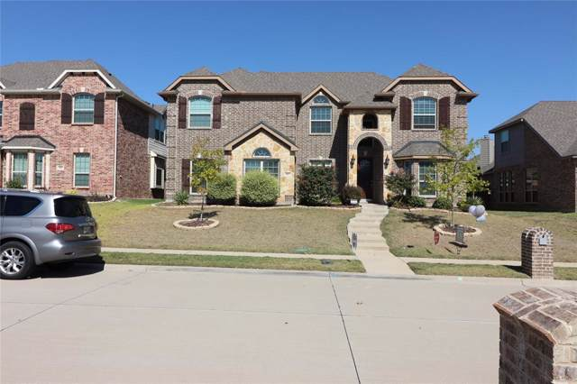 107 Crystal Creek Drive, Red Oak, TX 75154 (MLS #14200650) :: RE/MAX Town & Country
