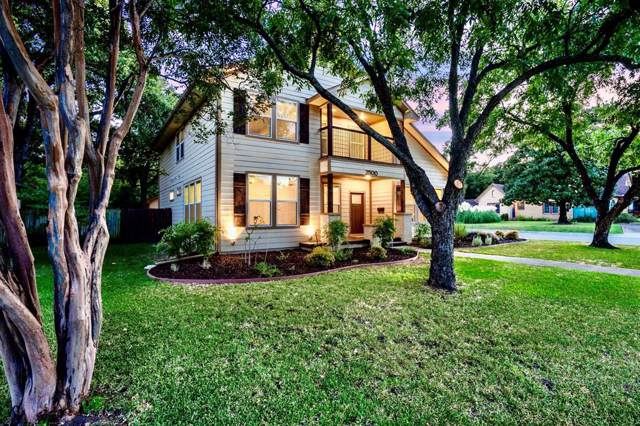 2500 W Lotus Avenue, Fort Worth, TX 76111 (MLS #14203901) :: RE/MAX Town & Country