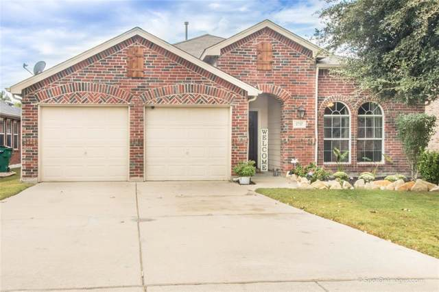 2737 Laurel Oak Drive, Mckinney, TX 75071 (MLS #14204058) :: The Good Home Team
