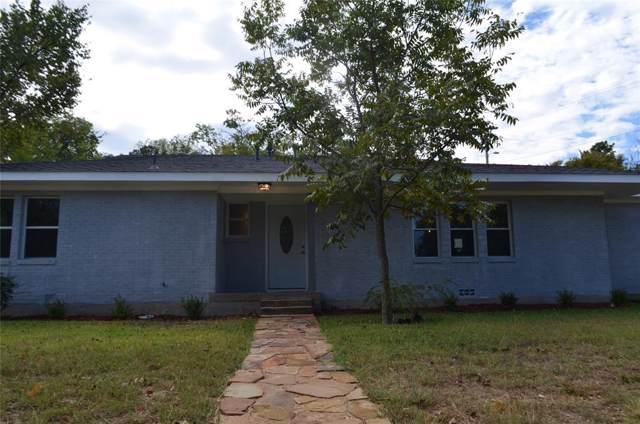 1327 W Water Street, Weatherford, TX 76086 (MLS #14204156) :: Lynn Wilson with Keller Williams DFW/Southlake
