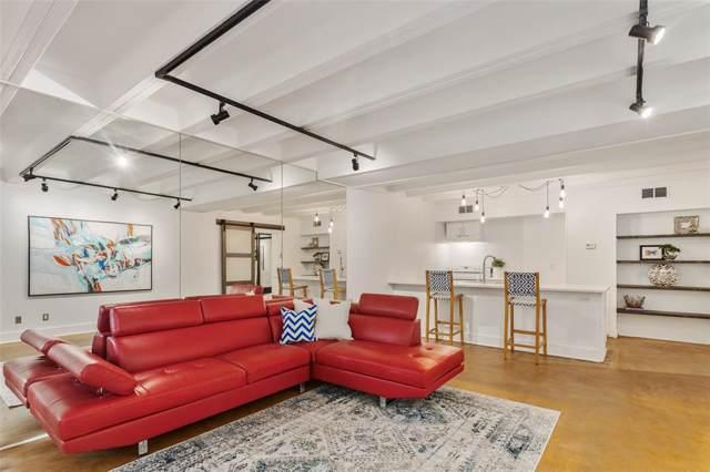 2711 Hood Street B, Dallas, TX 75219 (MLS #14204825) :: The Hornburg Real Estate Group