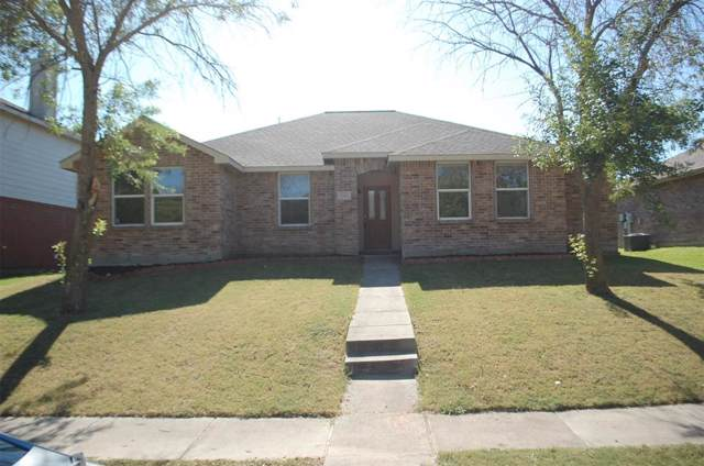 1706 Harvest Crossing Drive, Wylie, TX 75098 (MLS #14205082) :: The Heyl Group at Keller Williams