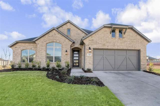 1105 10th Street, Argyle, TX 76226 (MLS #14205353) :: Frankie Arthur Real Estate