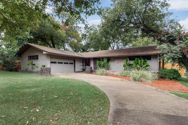 2721 Bonnywood Lane, Dallas, TX 75233 (MLS #14207853) :: Potts Realty Group