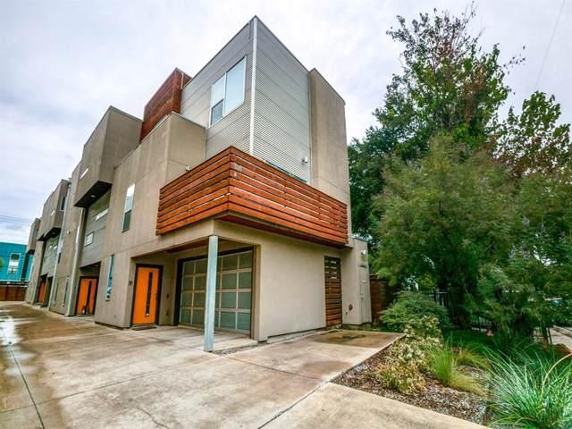 5205 Capitol Avenue #9, Dallas, TX 75206 (MLS #14208326) :: Baldree Home Team