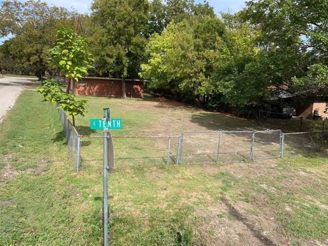 201 E 10th Street, Kaufman, TX 75142 (MLS #14208568) :: Potts Realty Group