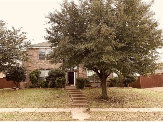 5861 Copper Canyon Drive, The Colony, TX 75056 (MLS #14208949) :: The Kimberly Davis Group