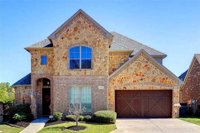 7149 Stone Villa Circle, North Richland Hills, TX 76182 (MLS #14210148) :: Team Hodnett