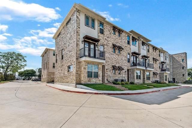 704 N Plano Road, Richardson, TX 75081 (MLS #14210285) :: The Heyl Group at Keller Williams