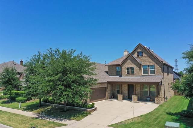 546 El Camino Drive, Frisco, TX 75036 (MLS #14211244) :: Keller Williams Realty