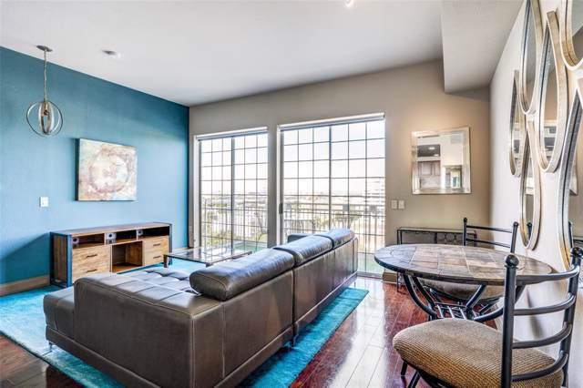 3225 Turtle Creek Boulevard #1648, Dallas, TX 75219 (MLS #14211253) :: The Hornburg Real Estate Group