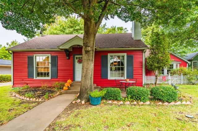 319 Harbin Avenue, Waxahachie, TX 75165 (MLS #14211284) :: The Chad Smith Team