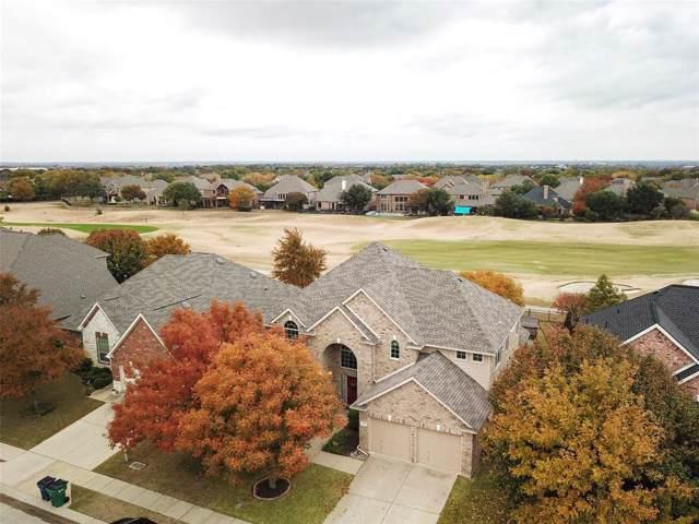 1009 Royal Oaks Drive, Mckinney, TX 75072 (MLS #14212071) :: RE/MAX Town & Country