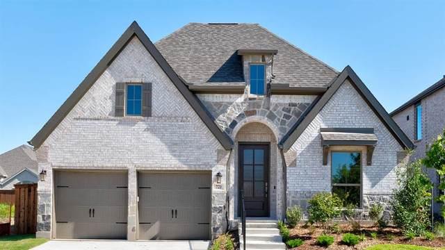 721 Bretallow Drive, Celina, TX 75009 (MLS #14213310) :: Real Estate By Design