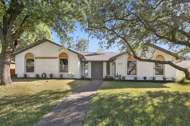 6708 Winterwood Lane, Dallas, TX 75248 (MLS #14214232) :: Potts Realty Group