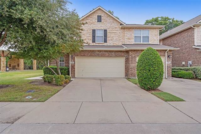 2961 Muirfield Drive, Lewisville, TX 75067 (MLS #14214785) :: RE/MAX Town & Country