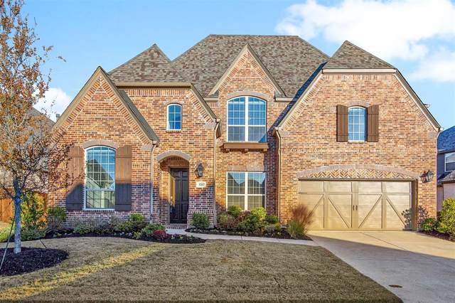 3214 Prancer Way, Celina, TX 75009 (MLS #14215215) :: Real Estate By Design