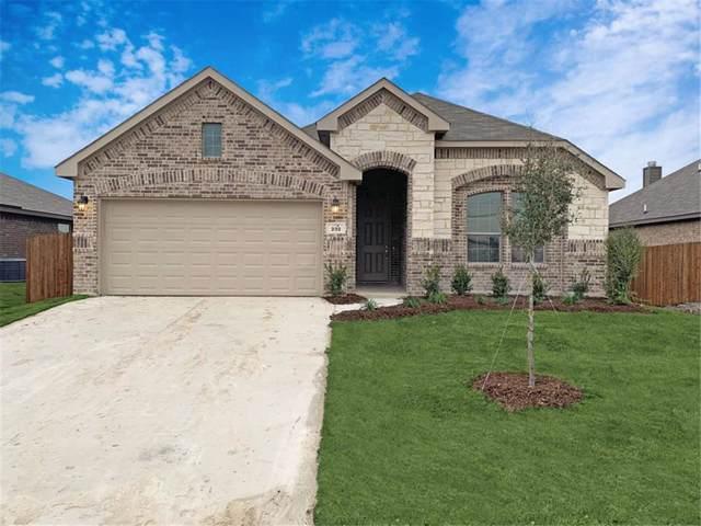232 Old Wichita Trail, Saginaw, TX 76131 (MLS #14216825) :: The Real Estate Station