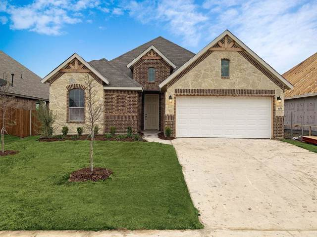 225 Cattlemans Trail, Saginaw, TX 76131 (MLS #14216917) :: The Real Estate Station