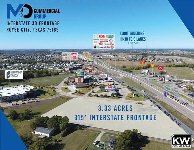 000 Interstate 30 Highway, Royse City, TX 75189 (MLS #14219473) :: Bray Real Estate Group