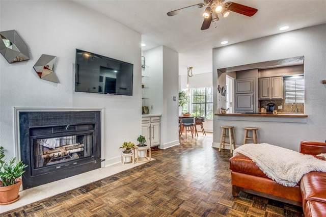 218 N Beacon Street #102, Dallas, TX 75214 (MLS #14220268) :: The Kimberly Davis Group