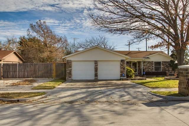 825 Blue Ridge Trail, Saginaw, TX 76179 (MLS #14220666) :: RE/MAX Town & Country