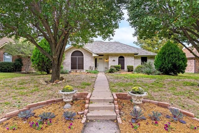 1107 Sheppard Lane, Wylie, TX 75098 (MLS #14221636) :: Vibrant Real Estate