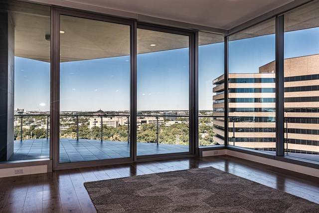 3130 N Harwood Street #1204, Dallas, TX 75201 (MLS #14221691) :: The Star Team | JP & Associates Realtors