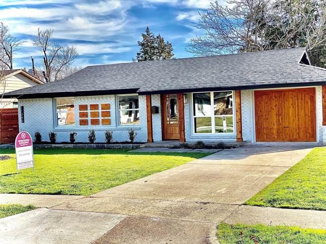 11340 Rupley Lane, Dallas, TX 75218 (MLS #14223032) :: Robbins Real Estate Group