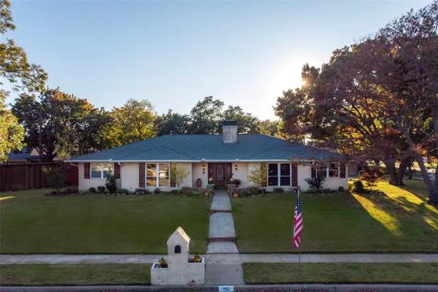 2903 Canyon Creek Drive, Richardson, TX 75080 (MLS #14223897) :: Lynn Wilson with Keller Williams DFW/Southlake