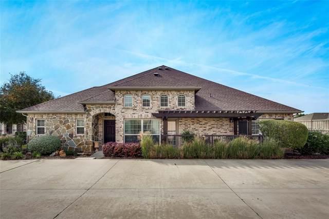3075 Willow Grove Boulevard #1604, Mckinney, TX 75070 (MLS #14224457) :: Century 21 Judge Fite Company