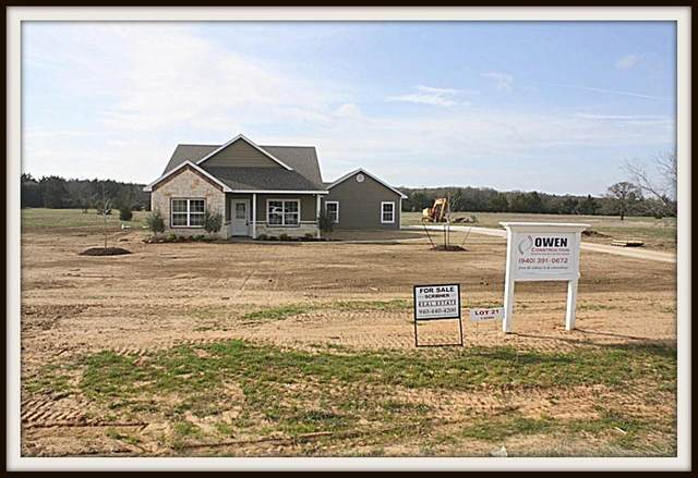 Lot 21 Fm 2184, Gainesville, TX 76240 (MLS #14227630) :: Bray Real Estate Group