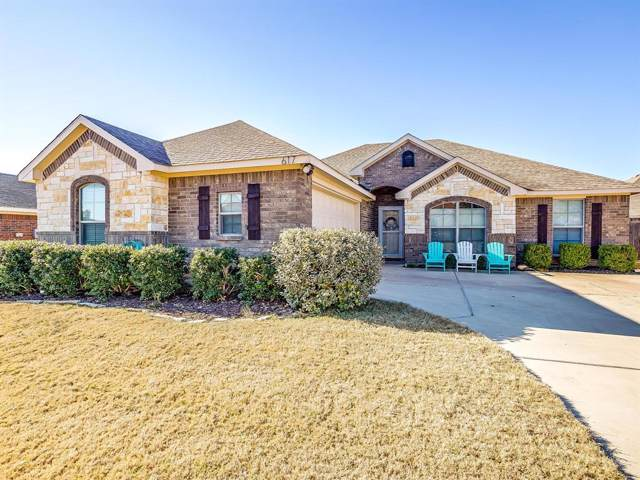 617 Marybeth Drive, Burleson, TX 76028 (MLS #14227795) :: RE/MAX Town & Country