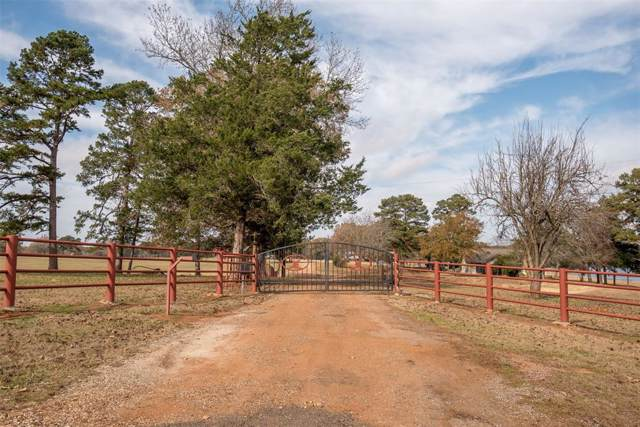 11398 County Road 4177 S, Laneville, TX 75667 (MLS #14228398) :: Real Estate By Design