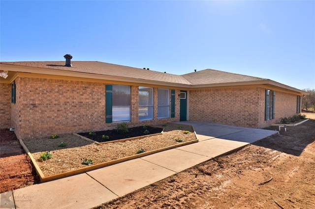1309 Corsicana Avenue, Abilene, TX 79605 (MLS #14229839) :: Tenesha Lusk Realty Group