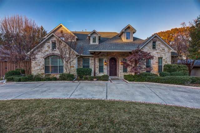 7209 Glendora Avenue, Dallas, TX 75230 (MLS #14229932) :: Caine Premier Properties