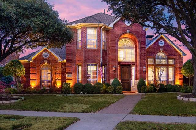 512 Overhill Drive, Allen, TX 75013 (MLS #14230616) :: The Good Home Team