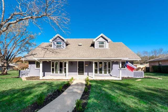 10611 Wyatt Street, Dallas, TX 75218 (MLS #14231619) :: Caine Premier Properties