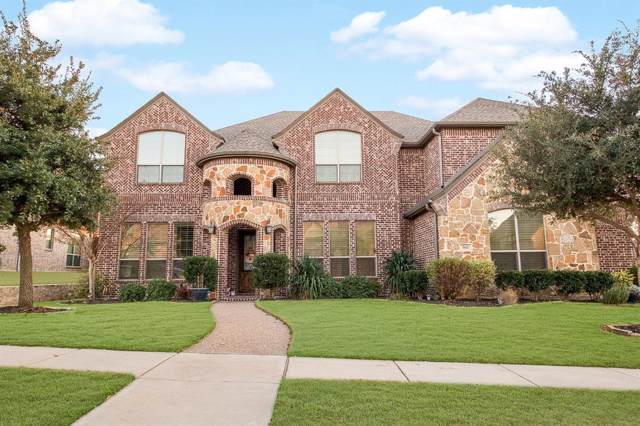 560 Michelle Court, Prosper, TX 75078 (MLS #14231976) :: All Cities Realty